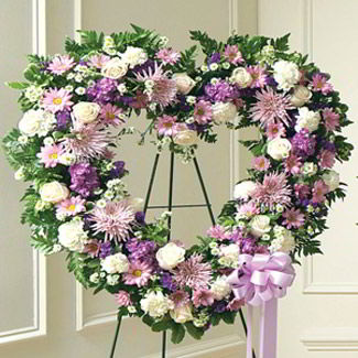 Basking Ridge Florist | Pastel Heart