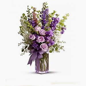 Basking Ridge Florist | Tall Vase