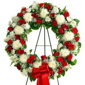 Basking Ridge Florist | Classic Wreath