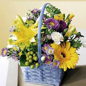 Basking Ridge Florist | Beautiful Basket