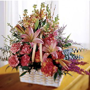 Basking Ridge Florist | Lovely Basket