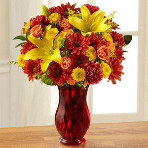 Basking Ridge Florist | Fall Design