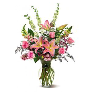 Basking Ridge Florist | Charming Vase
