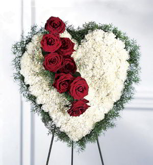 Basking Ridge Florist | Elegant Heart