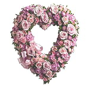 Basking Ridge Florist | Pink Heart