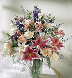 Basking Ridge Florist | Lovely Vase