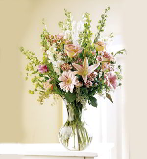 Basking Ridge Florist | Wild Flower Vase